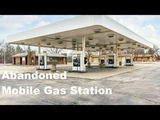 Abandoned Mobile Gas Station Oak Creek WI