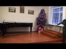 Концерт класса Мелодии зимы Декабрь 2016 г. Часть 3