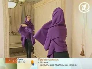 Блузку Ольга Никишичева