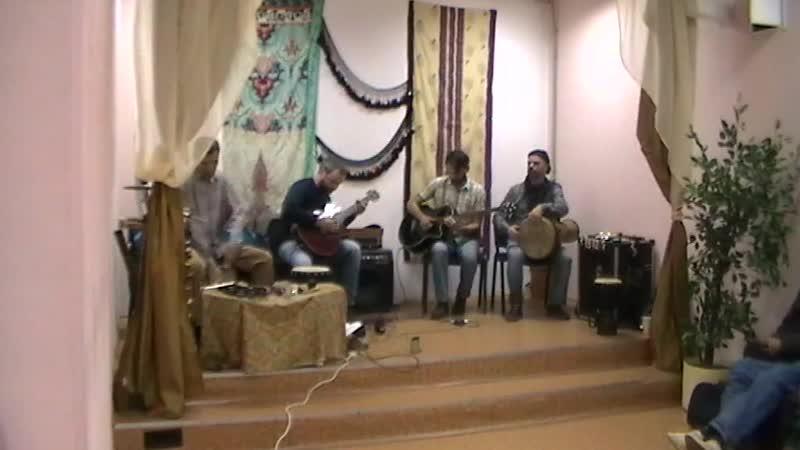 Дон Перкуссион и Red Raven Tribal Studio 27.10.18