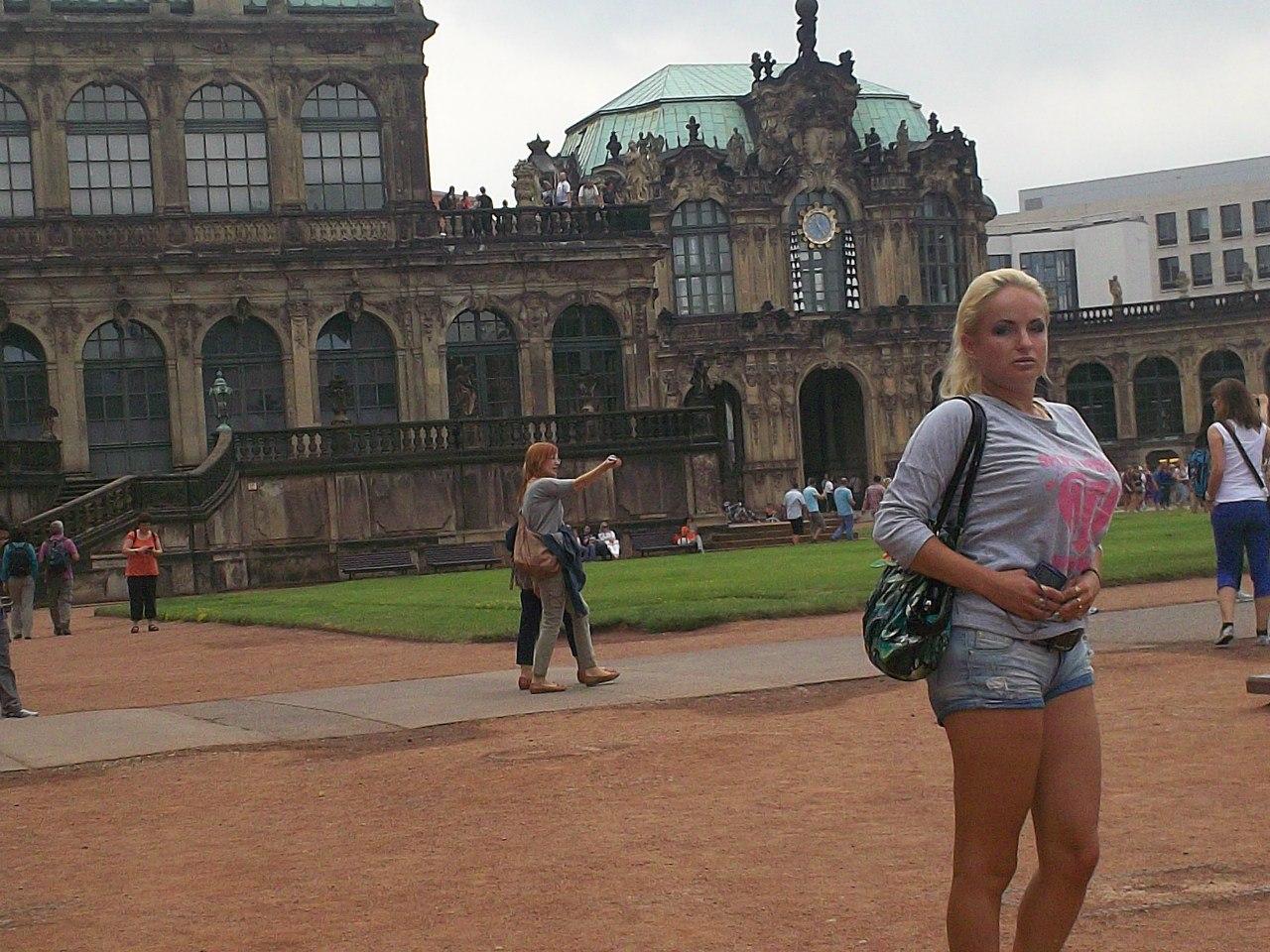 Елена Руденко ( Valteya ) . Германия. Дрезден. Лето 2012. _zqLOoAXEHA
