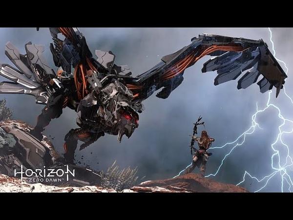 Horizon׃ Zero Dawn – Aloys Journey Trailer