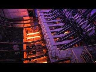 Выплавка миллионной тонны стали на НЛМК-Калуга