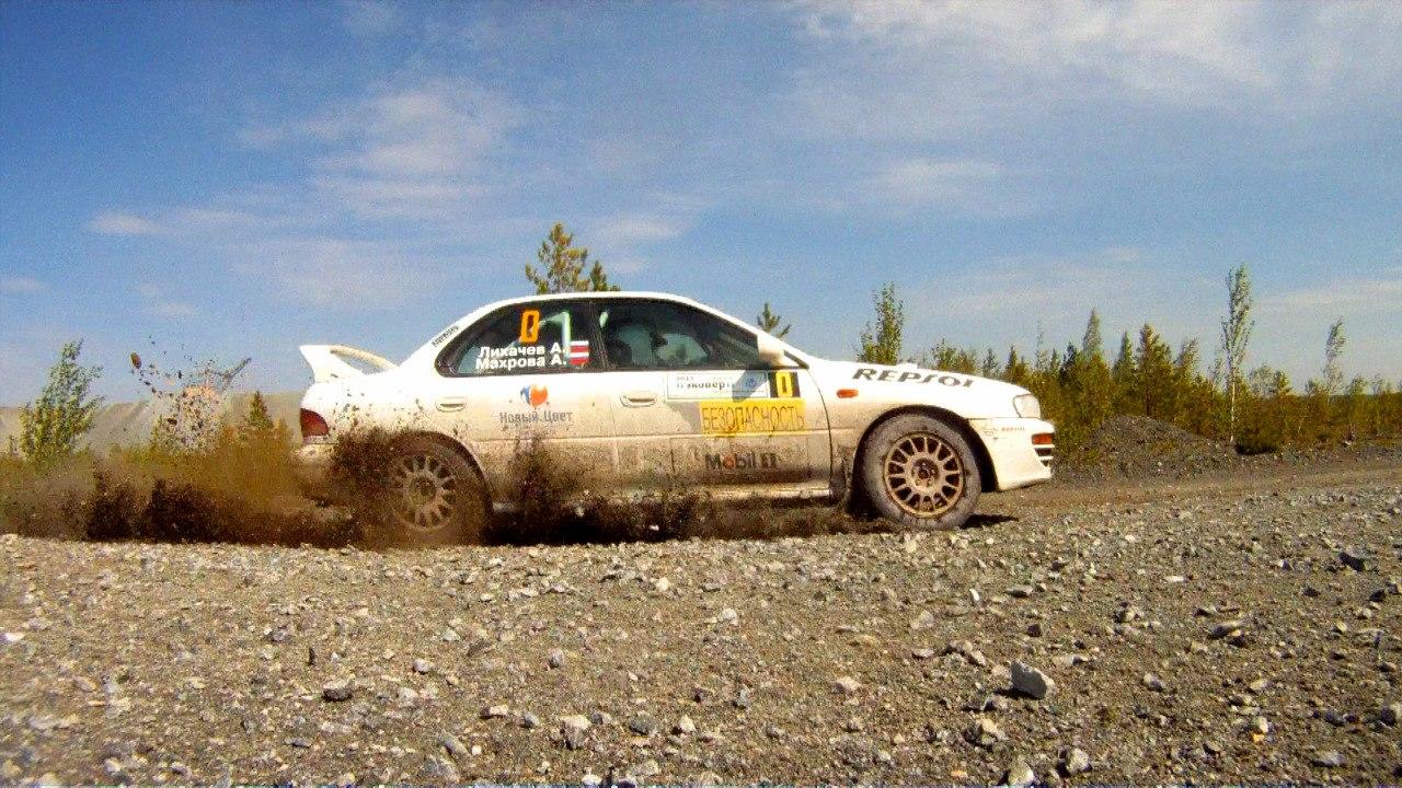 Repsol Subaru