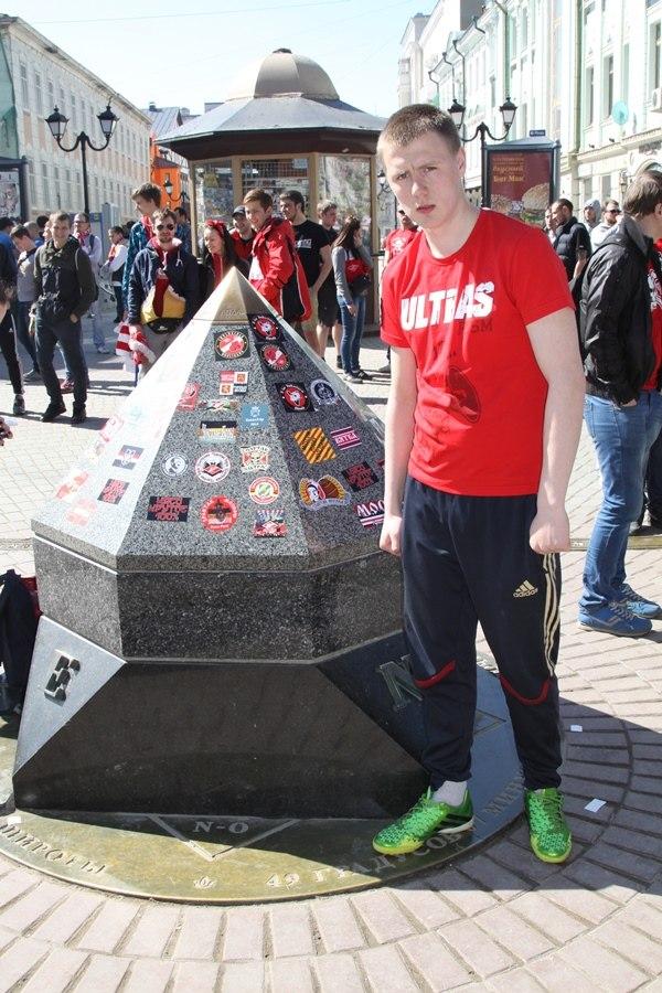 Саша Гусев в Казани