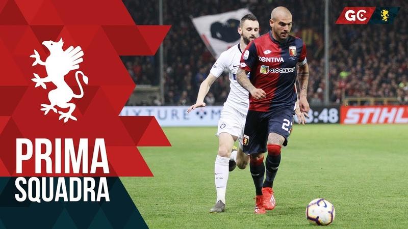 Genoa 0-4 Inter