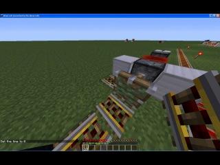 Дюп рельсов В Minecraft 1.5.2 - 1.5.1 - 1.5 - 1.4.7 - 1.4.6 - 1.4.5 -1.2.5