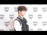 Myungsoo - MCM Store Renewal Opening Event