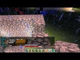 Minecraft 1.4.7 Сетевая игра сервер SparkCraft часть 2 Продолжаем строить дом :)