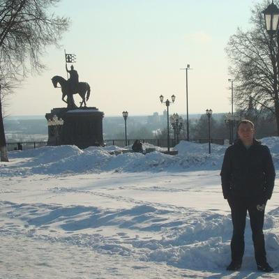 Артём Савин, 5 октября 1984, Урюпинск, id204437416