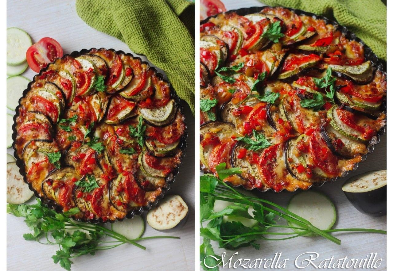 Рататуй из овощей рецепт