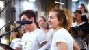 ХОССП Долгая Счастливая Жизнь Гражданская Оборона cover Live at On Air