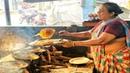 Tirupathi Egg Dosa Making Amazing Indian Street Food Hardcore Street Food