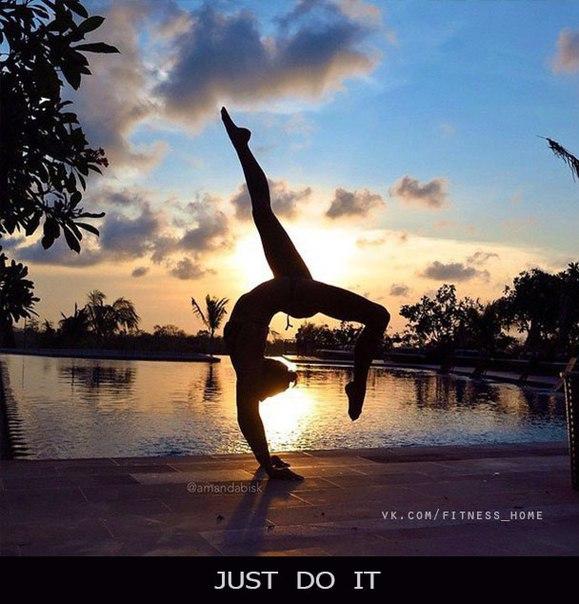 Упражнения для всего тела! (7 фото) - картинка