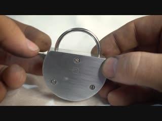 Этот замок НЕ ОТКРЫТЬ даже ключом!) DIY