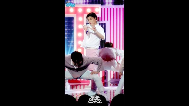 [예능연구소 직캠] 엔시티 127 터치 태일 Focused @쇼!음악중심_20180317 TOUCH NCT 127 TAEIL