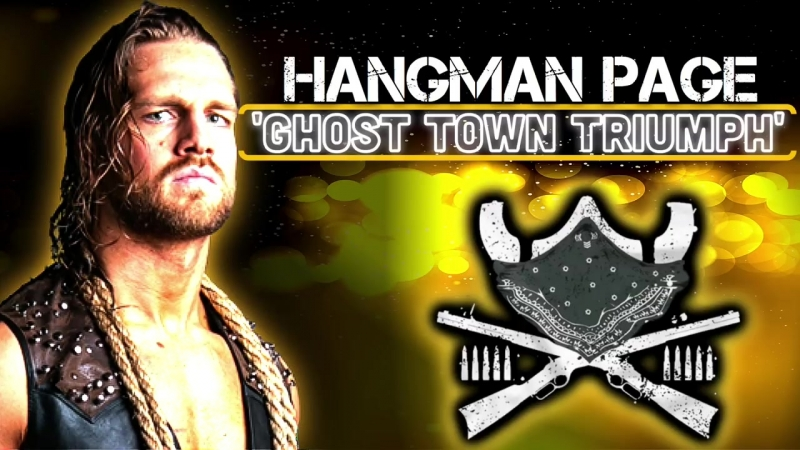Adam 'Hangman' Page Ghost Town Triumph NEW Official Theme mp4