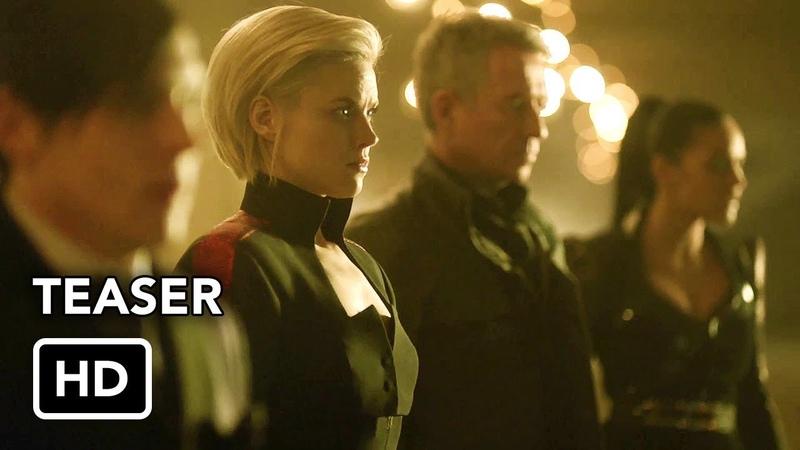 Gotham Season 5 No Man's Land Teaser Promo (HD) Final Season