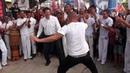 Fernando Haddad joga Capoeira no Jardim Miriam Eleições 2012 Haddad oficial