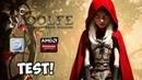 Woolfe The Red Hood Diaries core 2 quad q9400 hd 6770 1gb 4gb ram