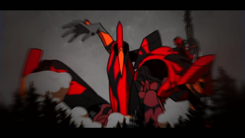 「The end of Evangelion」