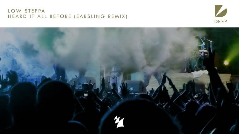 Low Steppa Heard It All Before Earsling Remix 1080 X 1920