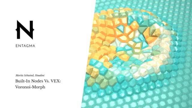 Built-In Nodes vs. VEX: Voronoi-Morph