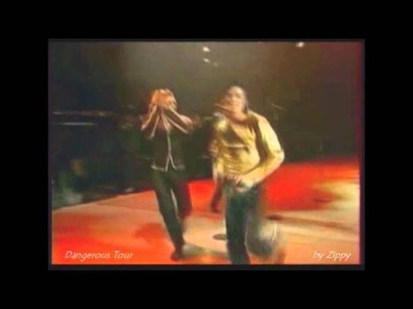 Michael Jackson DANGEROUS TOUR 1992 1993 part 1