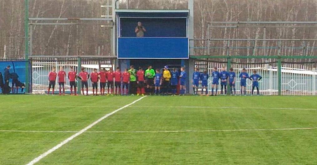 Команда ДЮСШ «Витязь» 2003 г.р. в последнем матче Первенства Москвы одержала крупную победу