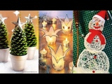 DIY Christmas Decor! 10 Easy Crafts Ideas at Christmas for Teenagers - NEW YEAR DECOR 2019