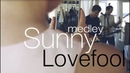 Apulet Feel the same Sunny LoveFool medley