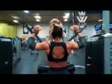 STRONG and AMAZING Fitness GIRL (Cassandra Martin)