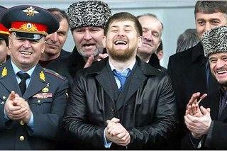 Петь и танцевать в путинской расее могут только чеченцы