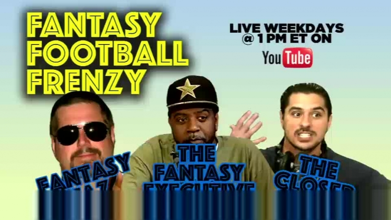 Fantasy Football 2018: Week 5 Projections, Adds, Drops   Frenzy Ep. 177