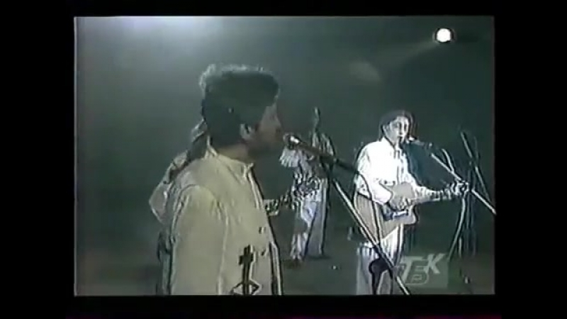 Снег тополей О.Аверин, Песняры, 1993 год.mpg