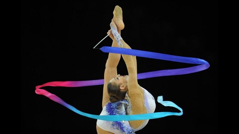 Наши гимнастки заняли первые места на Чемпионате мира по художественной гимнасти