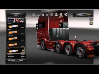 Scania Mega Store Mod Tuning +Download ETS2 (Euro Truck Simulator 2)