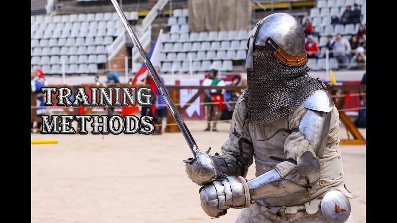 Урок 18: Методики составления тренировок. Исторический средневековый бой - Базовая техника