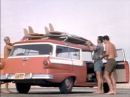 Surf cars of the '50s and '60s