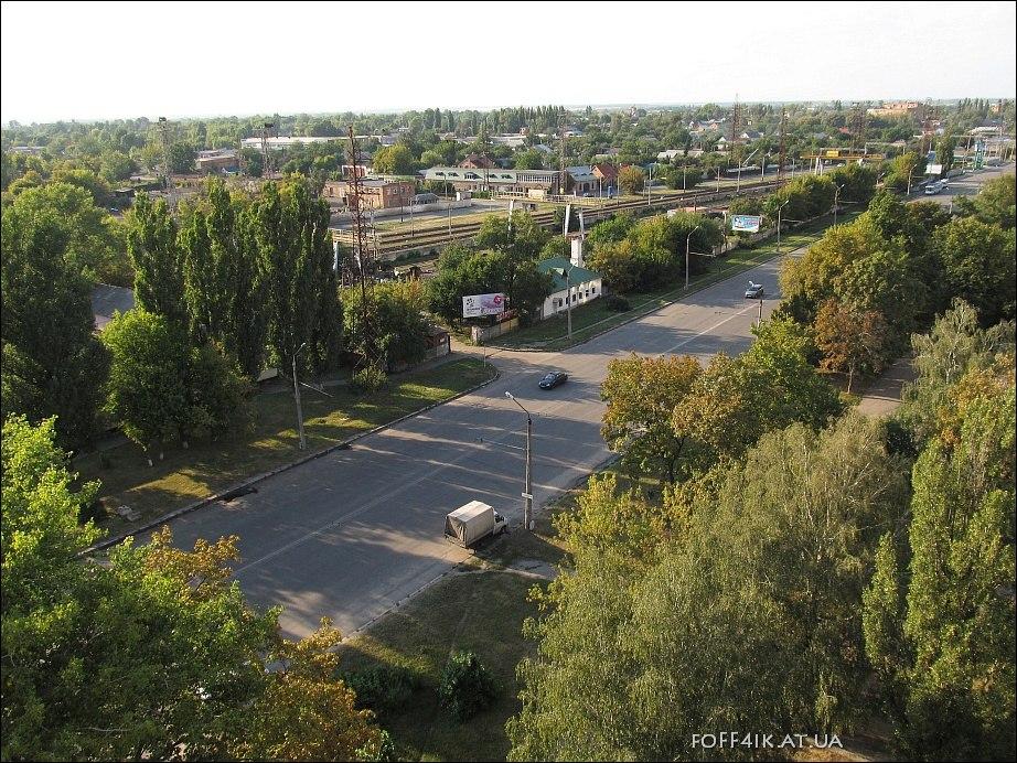 Полтава Roof Руф Зеньковская Опытная