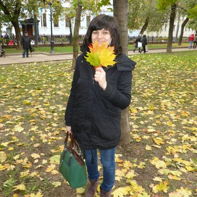 Екатерина Гвоздовская