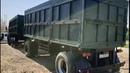 Восстановление грузового прицепа СЗАП зерновоз капитальный ремонт Второе рождение