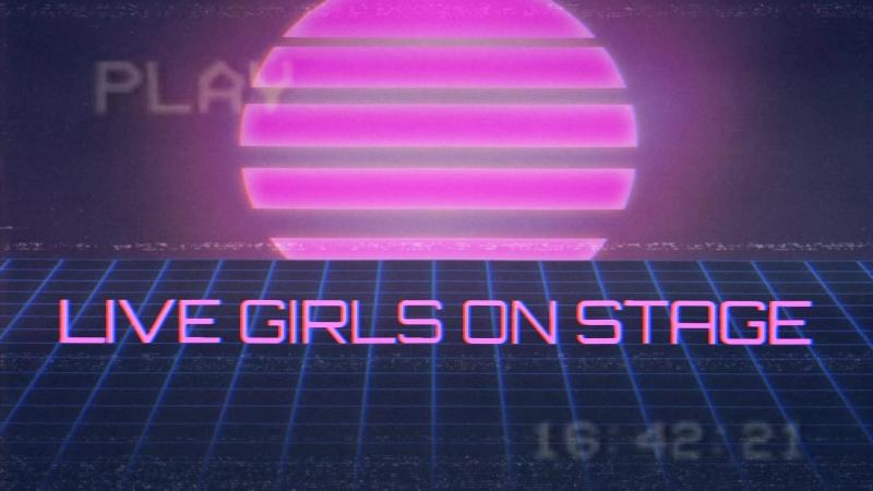 NewRetro IMD Live Girls On Stage Intro 5