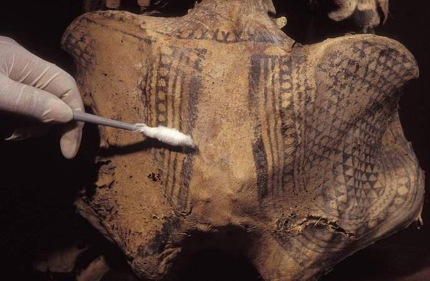 О мистических огненных мумиях Кабаяна