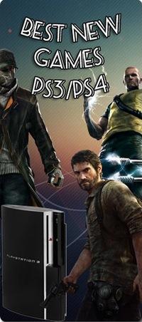 BEST NEW GAMES PS3/ PS4 приглашает в палик