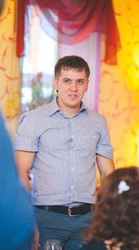 Андрей Давыдов, 8 июня , Магнитогорск, id18166954