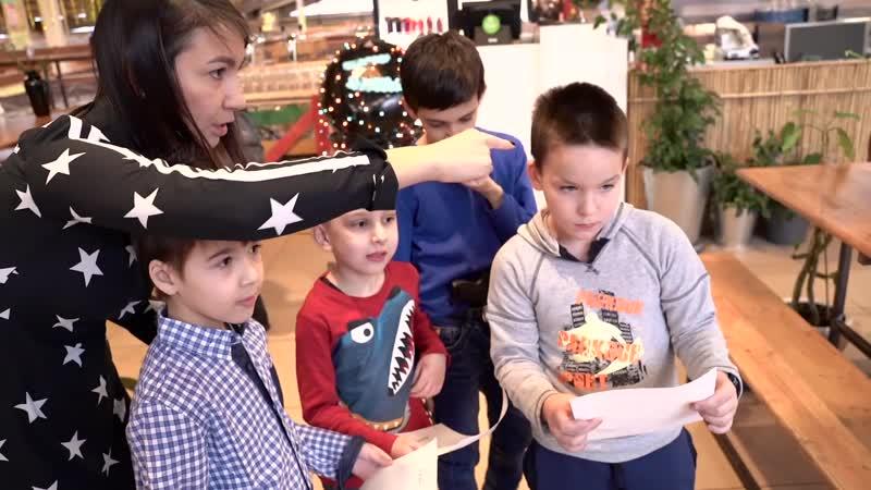 Благотворительная акция для детей из интернатов и малоимущих семей / НРОО Счастливые люди