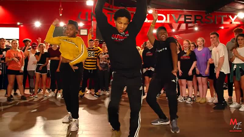 Lil Wayne - Uproar | Phil Wright Choreography