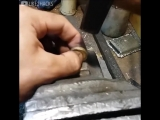 Как сделать обручальное кольцо из евро цента
