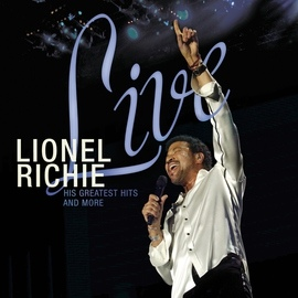 Lionel Richie альбом Live